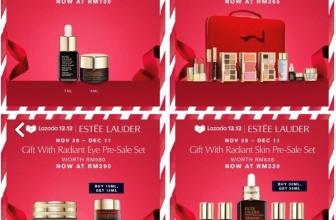 Lazada 12.12 Special Offer: Estee Lauder