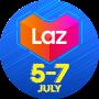 Lazada 7.7 Partners Vouchers