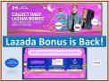 Lazada Bonus for 5.5 Raya Sale