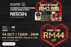 LazMall Super Brand Day: Nestle
