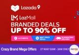 Lazada 9 Surprise Birthday Sale: Midnight 12am-2am Compilation