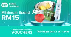 Lazada Free Shipping Vouchers