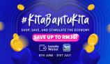 Lazada-KitaBantuKita Top Up Campaigns (Lazada Wallet)