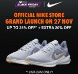 Lazada: Nike Store Grand Launch