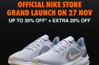 Lazada: Nike Store Grand Launch