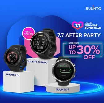 Lazada x Suunto Mid Year Super Sale