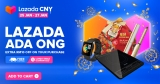 Chinese New Year With Lazada Ada Ong 2021 Sales and Vouchers