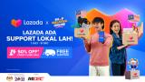 Lazada Shop Malaysia Online Vouchers