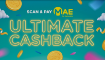 Maybank MAE: Scan & Pay Ultimate Cashback