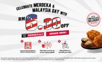 KFC Promo Code: MERDEKA63