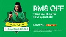 MR.DIY x Grab RM8 Off Raya Deals