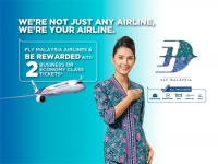 Fly Malaysia Airlines and be rewarded!