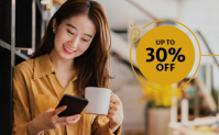 Maybank Cards Promo: Shop online and enjoy up to 30% OFF
