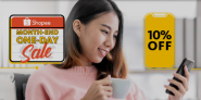 Maybank x Shopee Month-End Sale