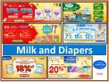 Lazada 5.5 Raya Sale: Midnight 12am-2am Sale For Diapers and Milk