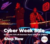 Nike Cyber Week Sale   23 Nov 2020