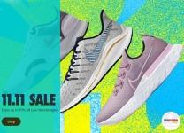 Nike 11.11 Sale Starts Now