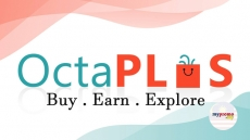 Sign Up Octaplus: Cashback, Deal and Reward for Online Shopping