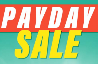 Pay Day Deals – May 2020