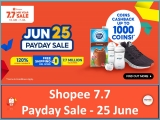 Shopee 7.7 Mid Year Sale 2021 – Payday Sale