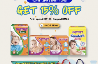Shopee x PetPet: 1 Day; 2 Sessions Special