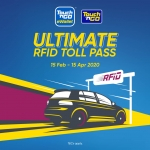 TNG eWallet: Ultimate RFID Toll Pass!