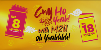Maybank QRPay and MAE Promotion: Get up to RM18 instant cashback this CNY!