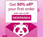 foodpanda: Voucher Code for New User