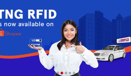 Touch 'n Go Self-fitment (DIY) RFID Tag is now Available on Lazada and Shopee