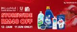 Lazada x Unilever Super Brand Day Sale