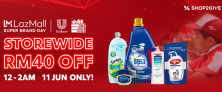 Lazada x Unilever Super Brand Day Sale
