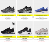 NIKE FOOTWEAR UP TO 50% OFF NOW!