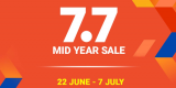 Shopee 7.7 Mid Year Sale