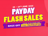 Watsons PayDay Promo Code: Extra RM25 Off