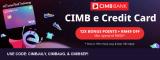 Lazada x CIMB e Credit Card Promo Code