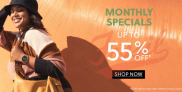 Shopee (MY): Fossil's Monthly Specials