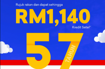 Setel: Refer Friends & Get up to RM1140 Setel Petrol Credit!