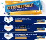 Lazada: September Citi Cybersale 2020