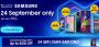 LazMall Super Brand Day: Samsung