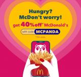 foodpanda Voucher Code: MCPANDA