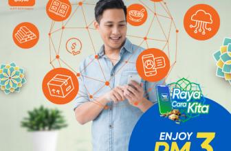 ZCity x iPay88 RM3 Cashback Promotion
