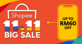 Maybank x Shopee 11.11 Big Sale