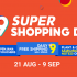 Lazada and Shopee 9.9 Sales, Deals & Promotions | (January 2021)