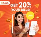 Shopee x Bills: Enjoy 20% Rebate Offer for May 2021