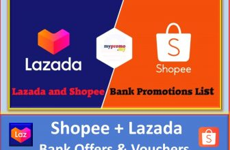Shopee – Lazada Daily Bank Voucher and Offer