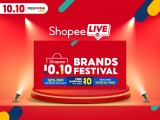 Shopee 10.10 Live