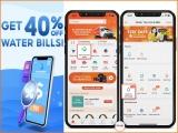 Shopee x Water Bill – Get 40% Off