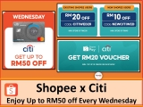 Shopee x Public Bank Card: Save Up to RM22 on Every Thursday