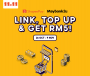Link up your ShopeePay with Maybank2u to get RM5 off!