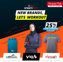 Shopee Sports Mall Promotions